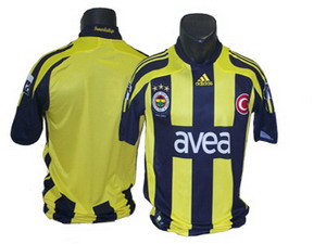 07-08 Fenerbahce home