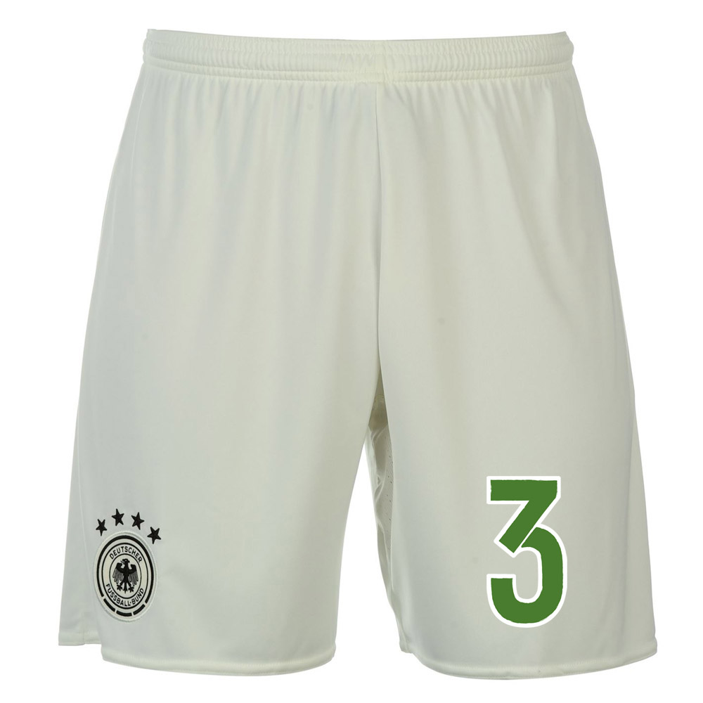 2016-17 Germany Away Shorts (3) - Kids
