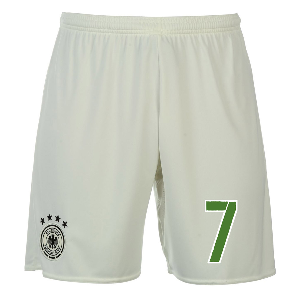 2016-17 Germany Away Shorts (7) - Kids