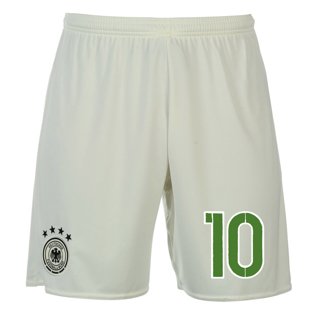 2016-17 Germany Away Shorts (10) - Kids