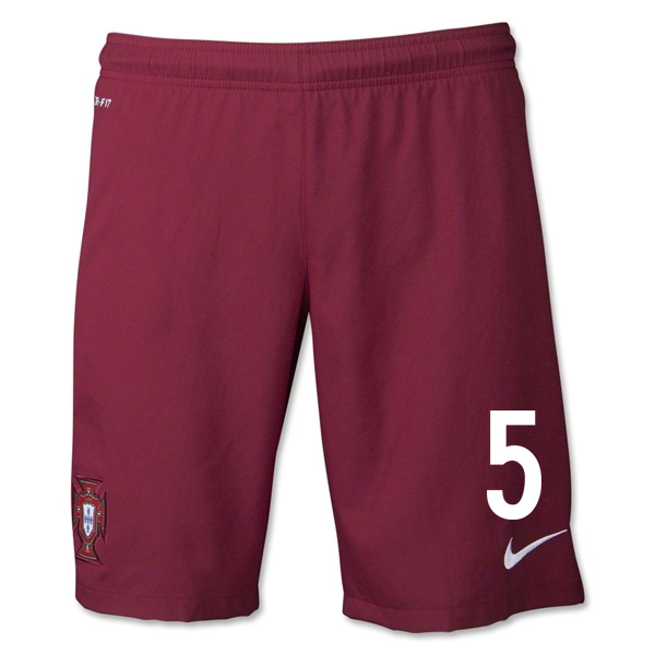 2016-17 Portugal Home Shorts (5)