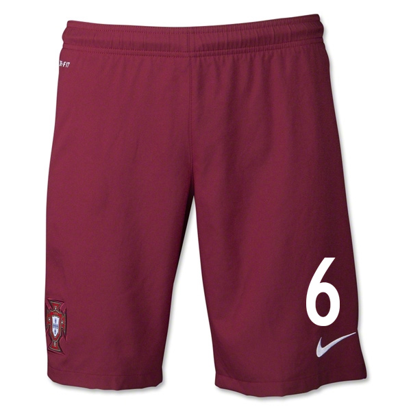 2016-17 Portugal Home Shorts (6)