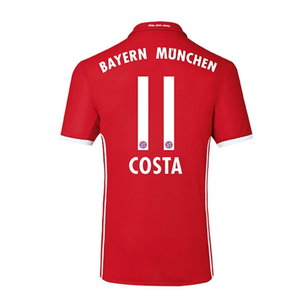 2016-17 Bayern Home Shirt (Costa 11)