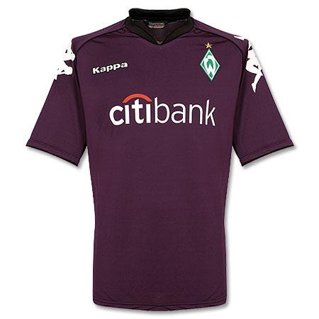 07-08 Werder Bremen GK away