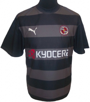 Third colours (if applicable)  White - Design Here (not the best picture  but you get the idea) Sponsor  Kyocera Kit manufacturer (e.g Puma 14b1431af