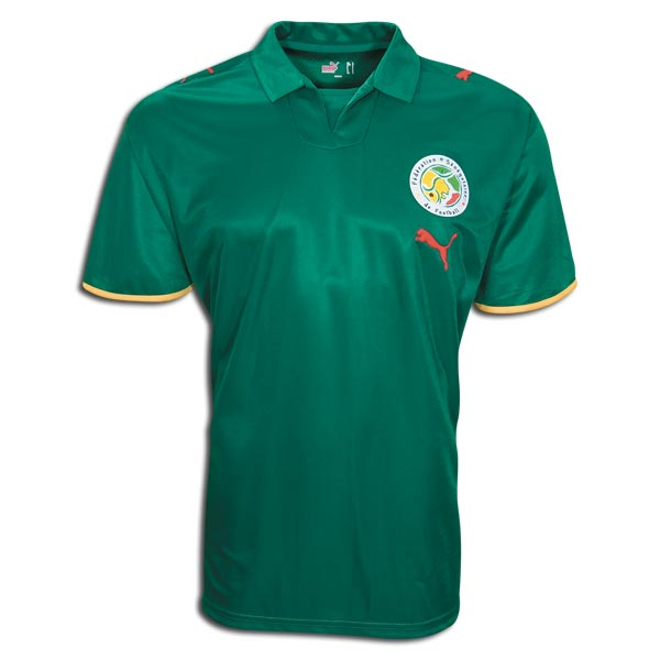 Senegal away.