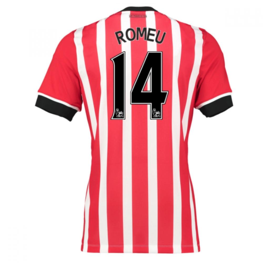 2016-17 Southampton Home Shirt (Romeu 14) - Kids
