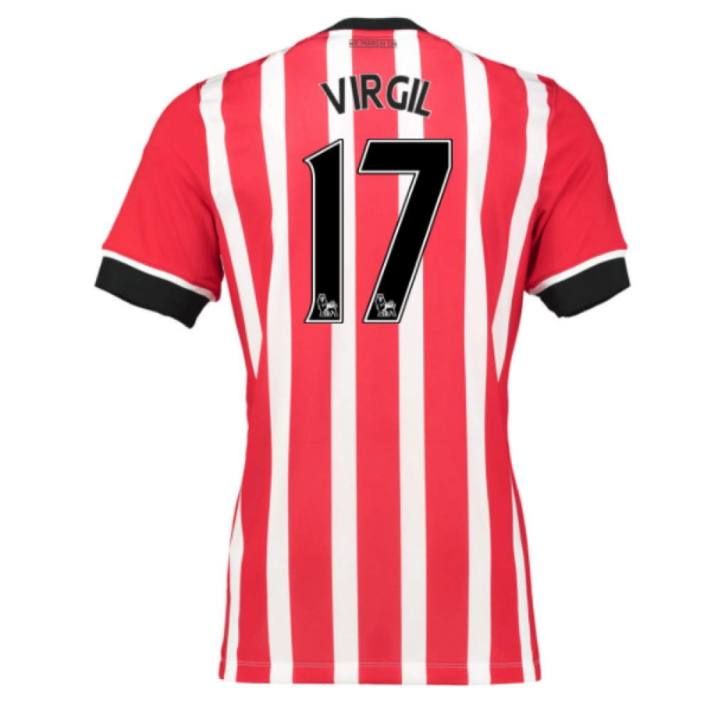 2016-17 Southampton Home Shirt (Virgil 17) - Kids