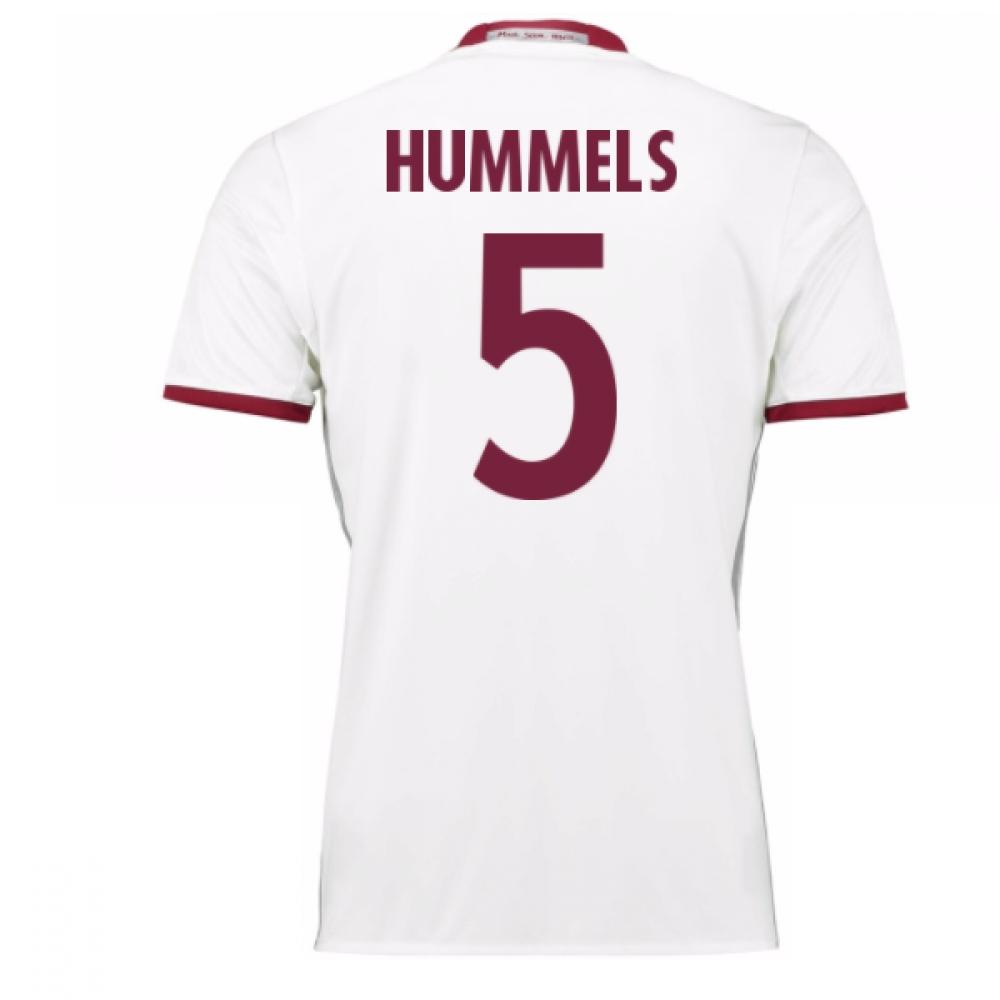 2016-17 Bayern Munich Third Shirt (Hummels 5) - Kids