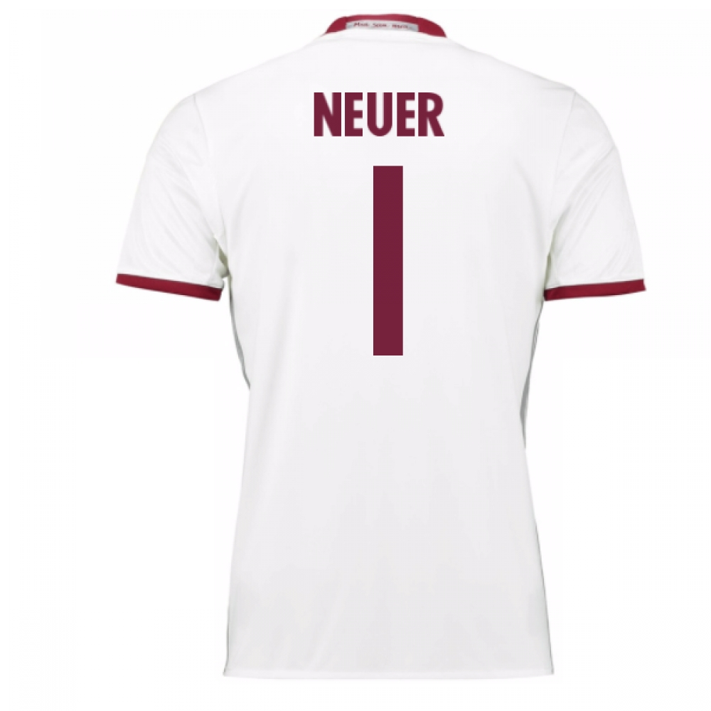 2016-17 Bayern Munich Third Shirt (Neuer 1) - Kids