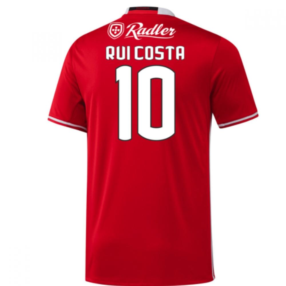 2016-17 Benfica Home Shirt (Rui Costa 10) - Kids