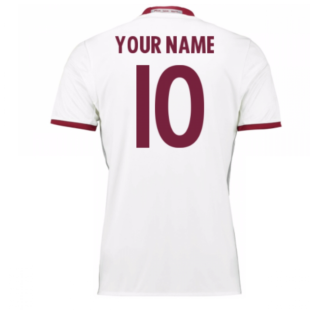 2016-17 Bayern Munich Third Shirt (Your Name) -Kids