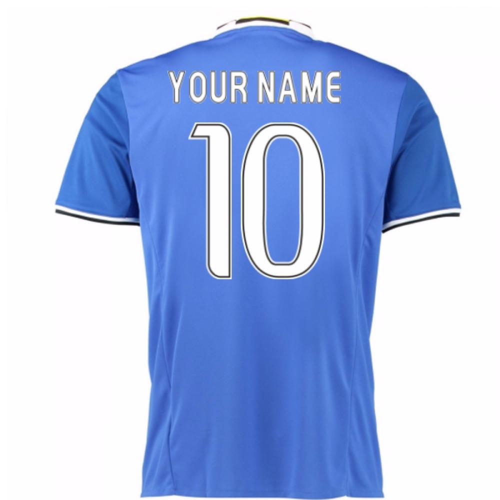 2016-17 Juventus Away Shirt (Your Name) -Kids
