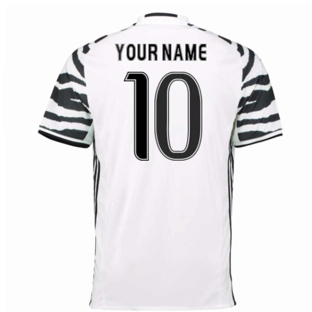 2016-17 Juventus 3rd Shirt (Your Name) -Kids