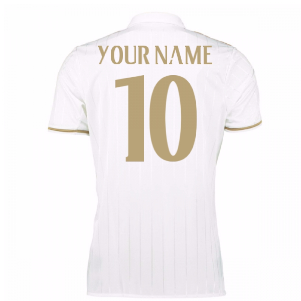 2016-17 AC Milan Away Shirt (Your Name) -Kids