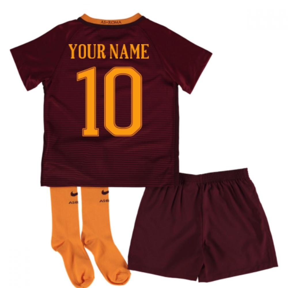 2016-17 Roma Home Mini Kit (Your Name)
