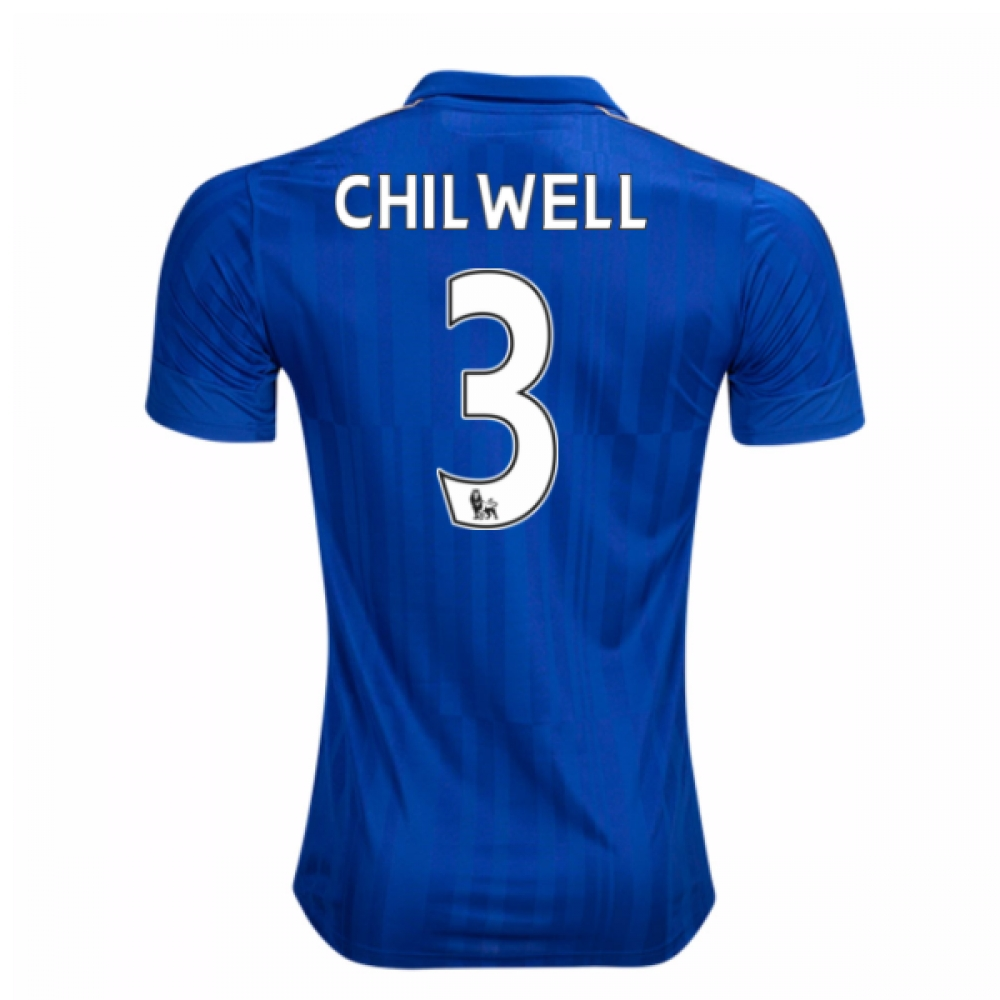 2016-17 Leicester City Home Shirt (Chilwell 3) - Kids