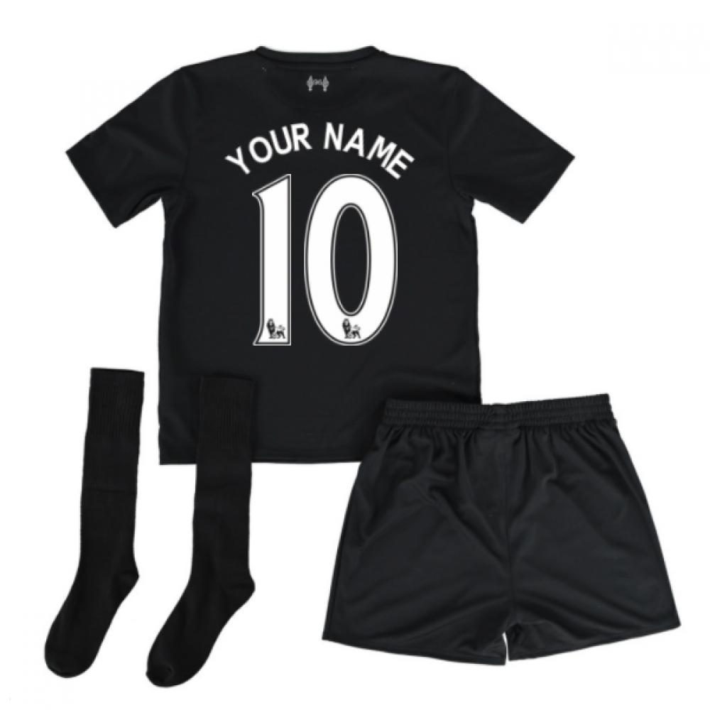201617 Liverpool Away Mini Kit (Your Name)