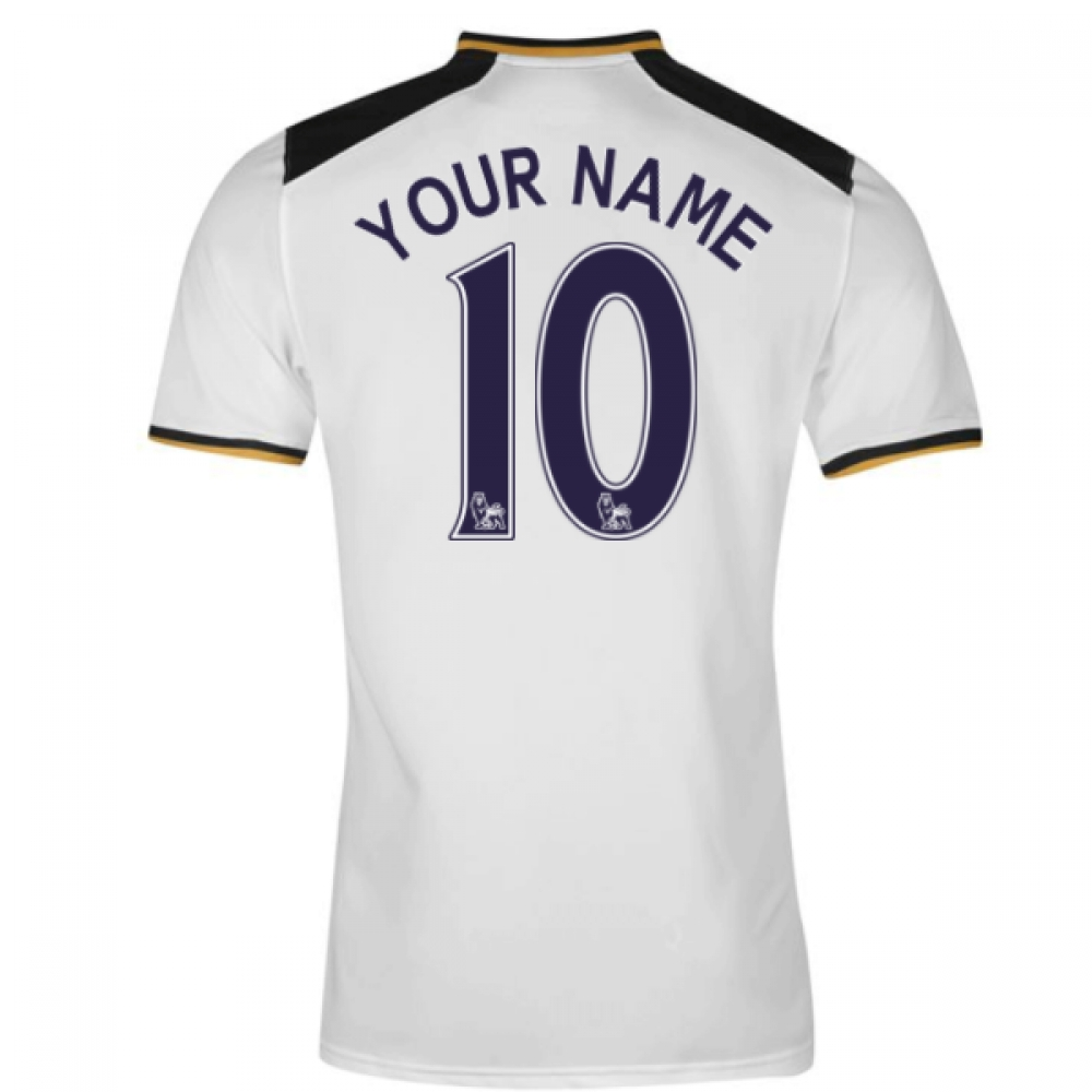 2016-17 Tottenham Home Shirt (Your Name) -Kids