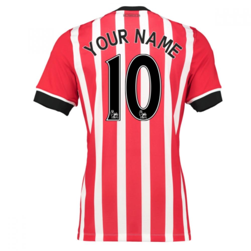 2016-17 Southampton Home Shirt (Your Name) -Kids