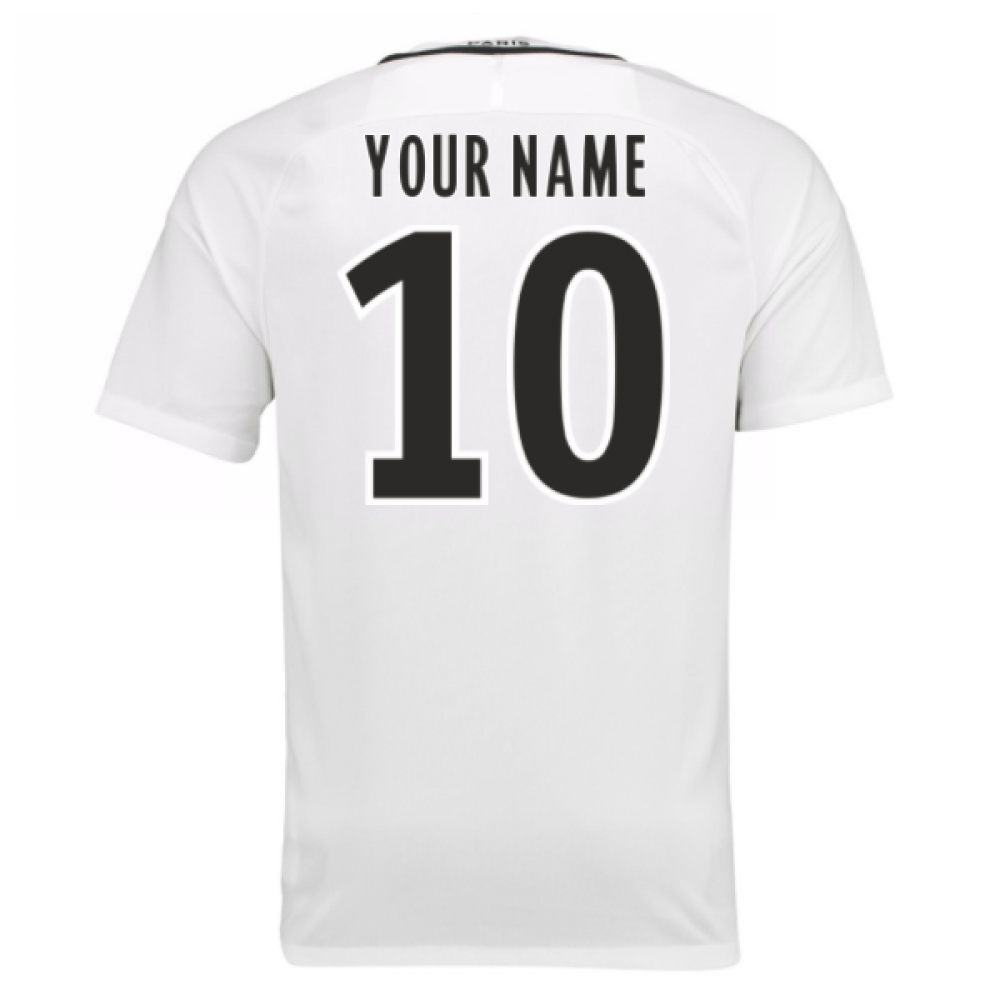 2016-17 PSG Third Shirt (Your Name) -Kids