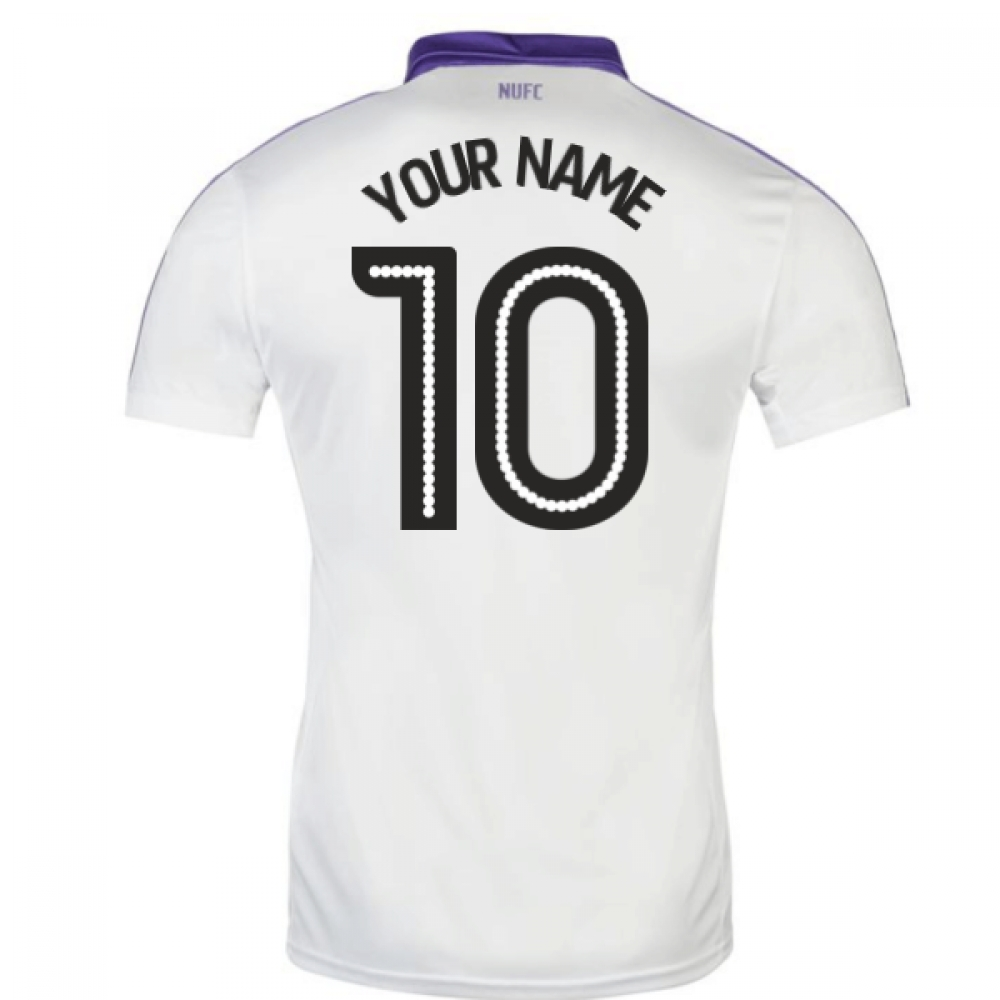 2016-17 Newcastle Third Shirt (Your Name) -Kids