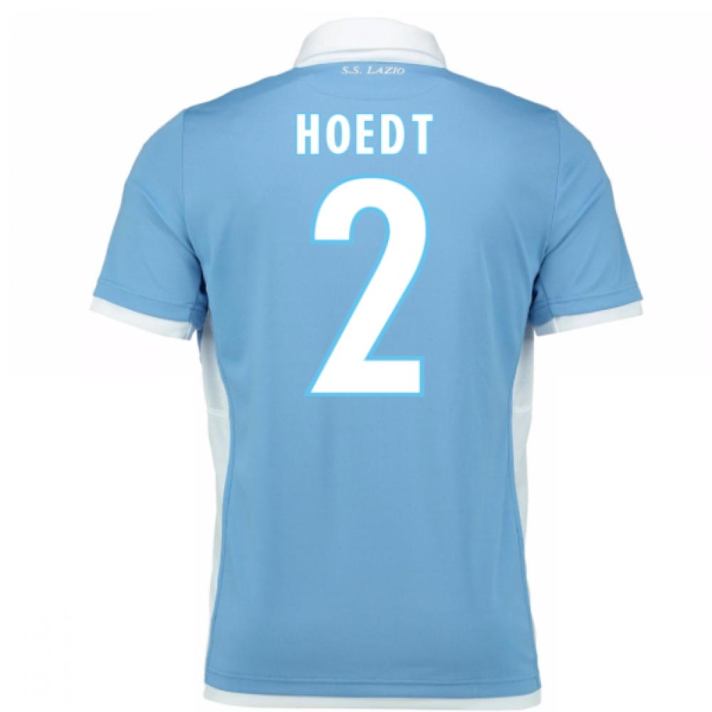 2016-17 Lazio Home Shirt (Hoedt 2) - Kids