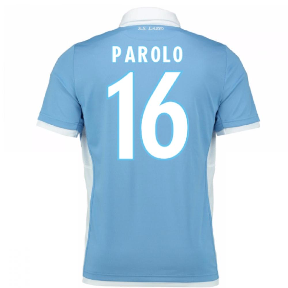 2016-17 Lazio Home Shirt (Parolo 16) - Kids