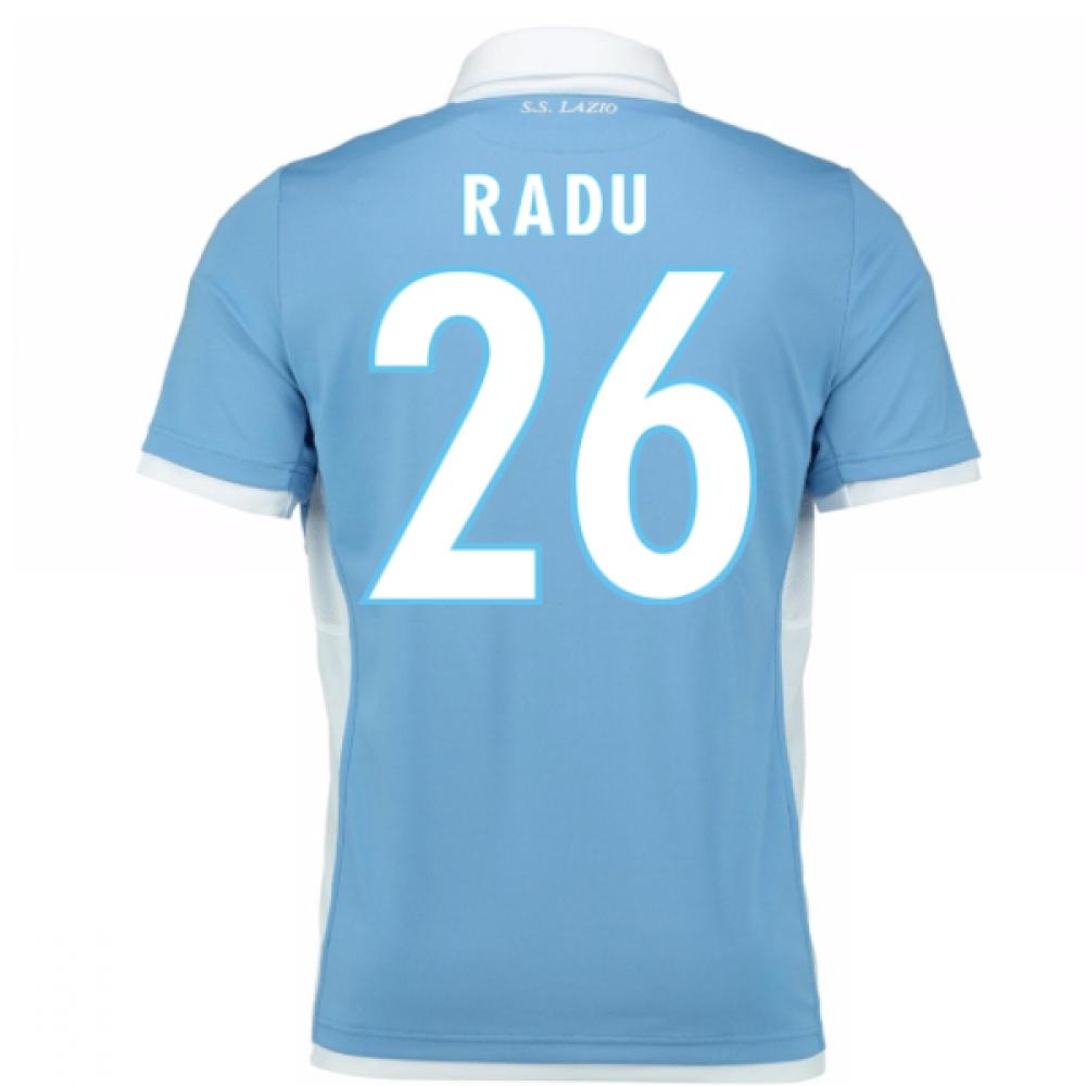 2016-17 Lazio Home Shirt (Radu 26) - Kids