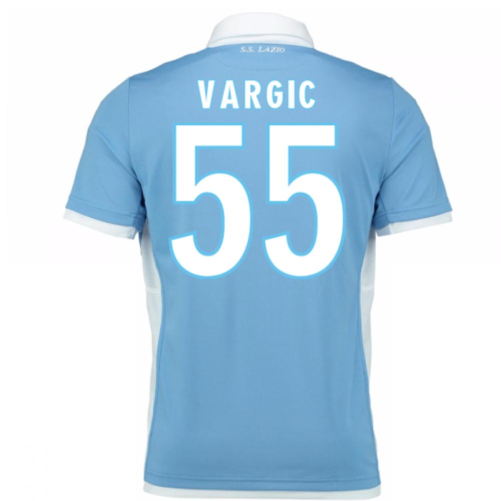 2016-17 Lazio Home Shirt (Vargic 55) - Kids