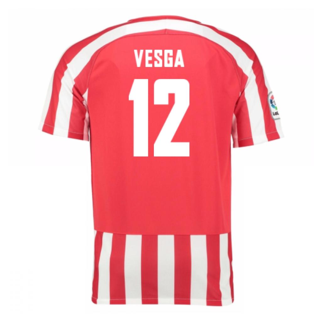 2016-17 Athletic Bilbao Home Shirt (Vesga 12) - Kids