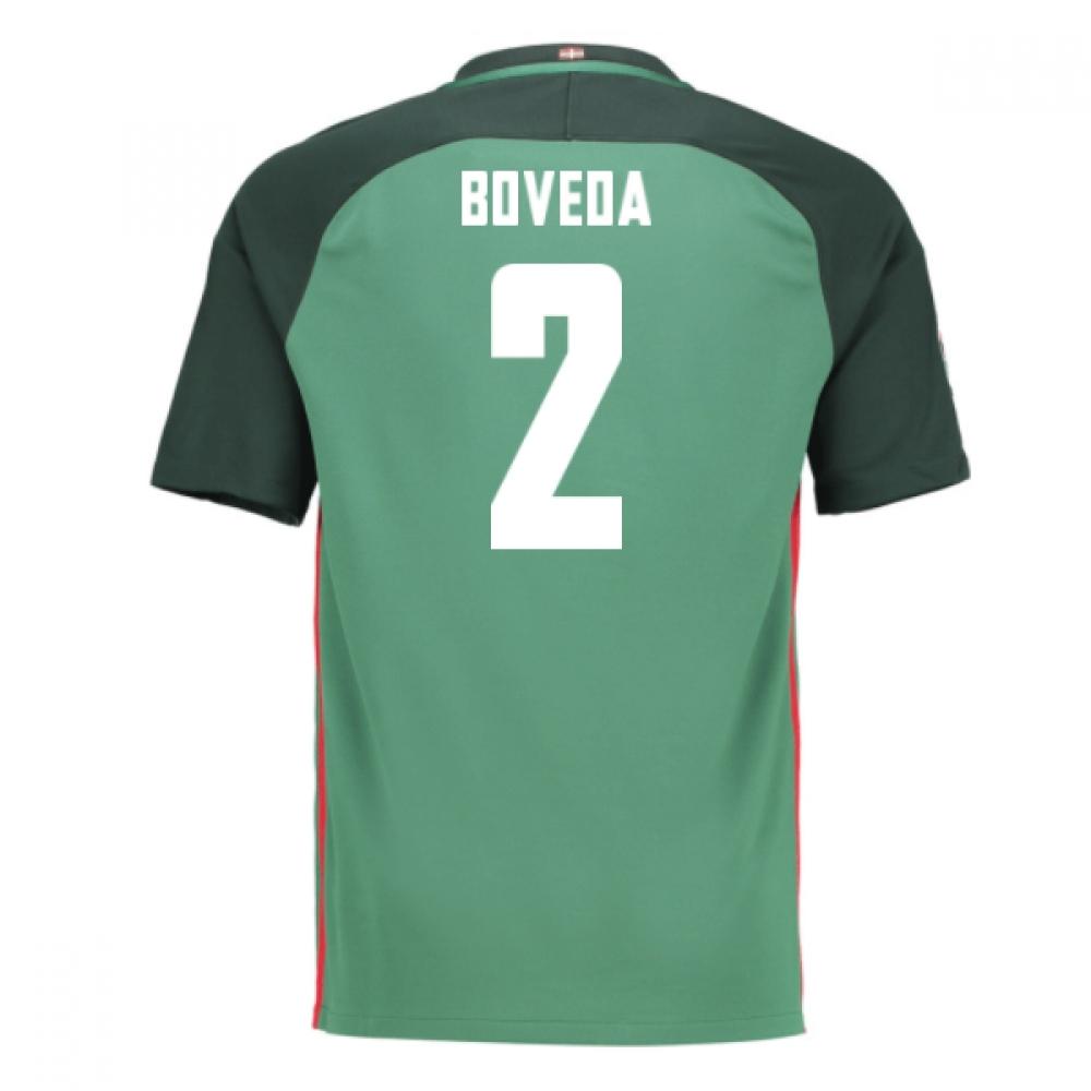2016-17 Athletic Bilbao Away Shirt (Boveda 2) - Kids