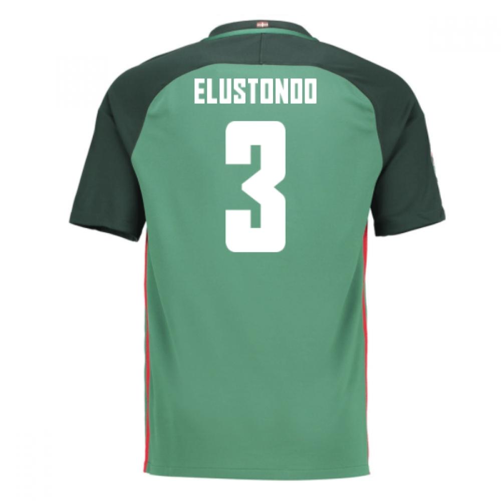 2016-17 Athletic Bilbao Away Shirt (Elustondo 3) - Kids