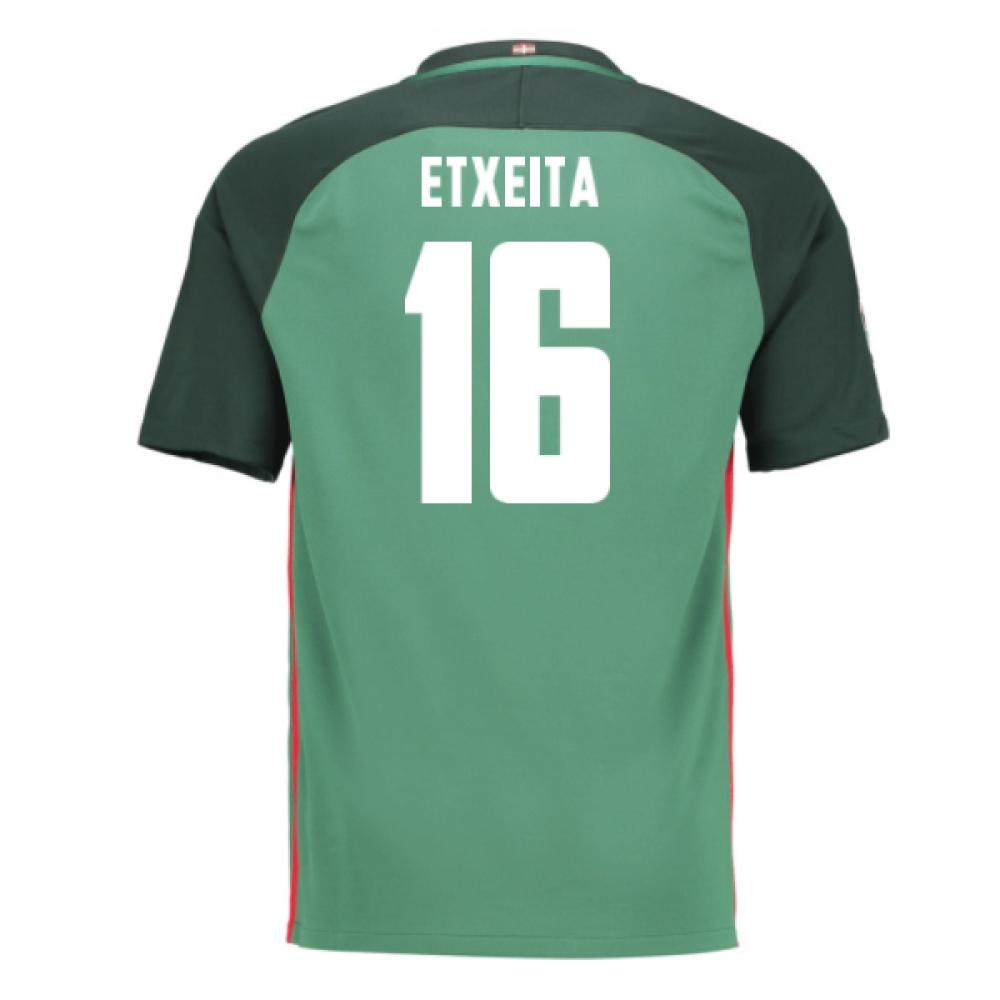 2016-17 Athletic Bilbao Away Shirt (Etxeita 16) - Kids