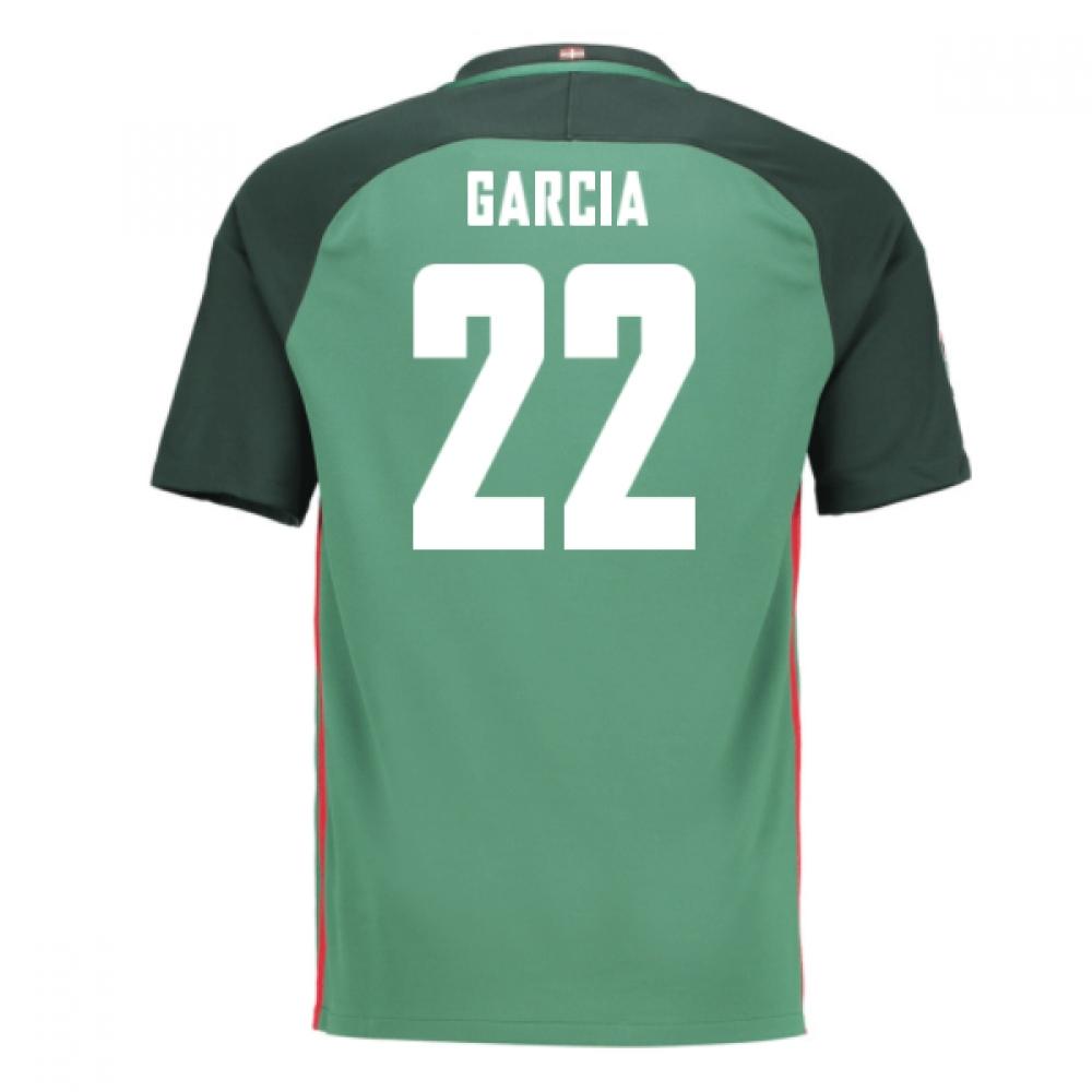 2016-17 Athletic Bilbao Away Shirt (Garcia 22) - Kids