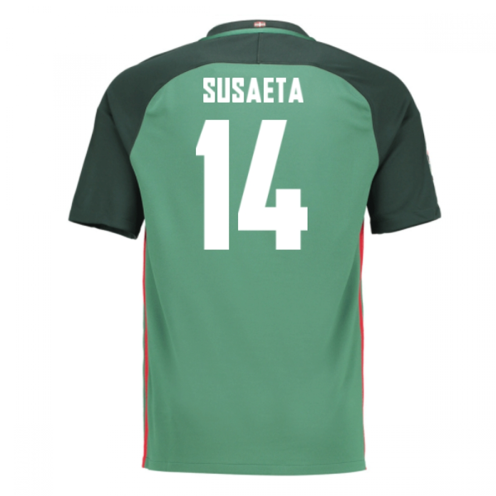 2016-17 Athletic Bilbao Away Shirt (Susaeta 14) - Kids