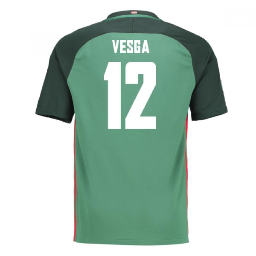 2016-17 Athletic Bilbao Away Shirt (Vesga 12) - Kids