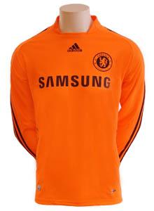 newest 9dd5d 58c50 Shirt-Chelsea Goalkeeper Jersey 2008/09| Soccer Blog ...