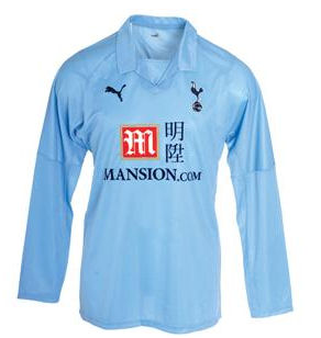 08-09 Tottenham L/S away