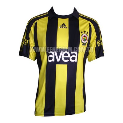 08-09 Fenerbahce home