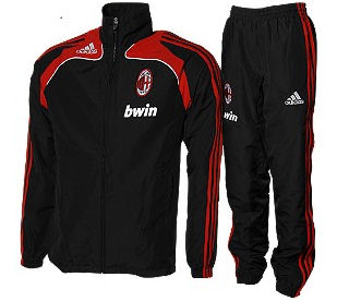 AC Milan 2008-09 Tracksuit