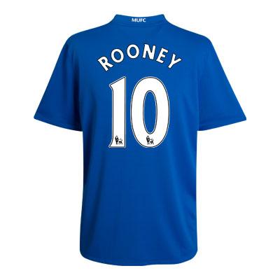 08-09 Man Utd 3rd (Rooney 10)
