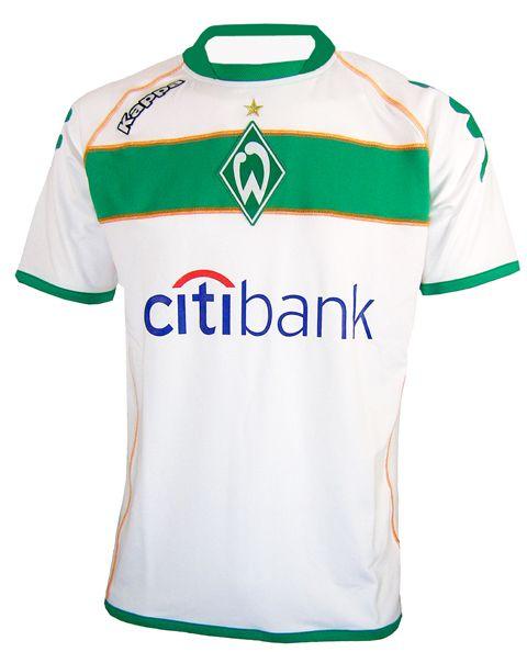08-09 Werder Bremen home