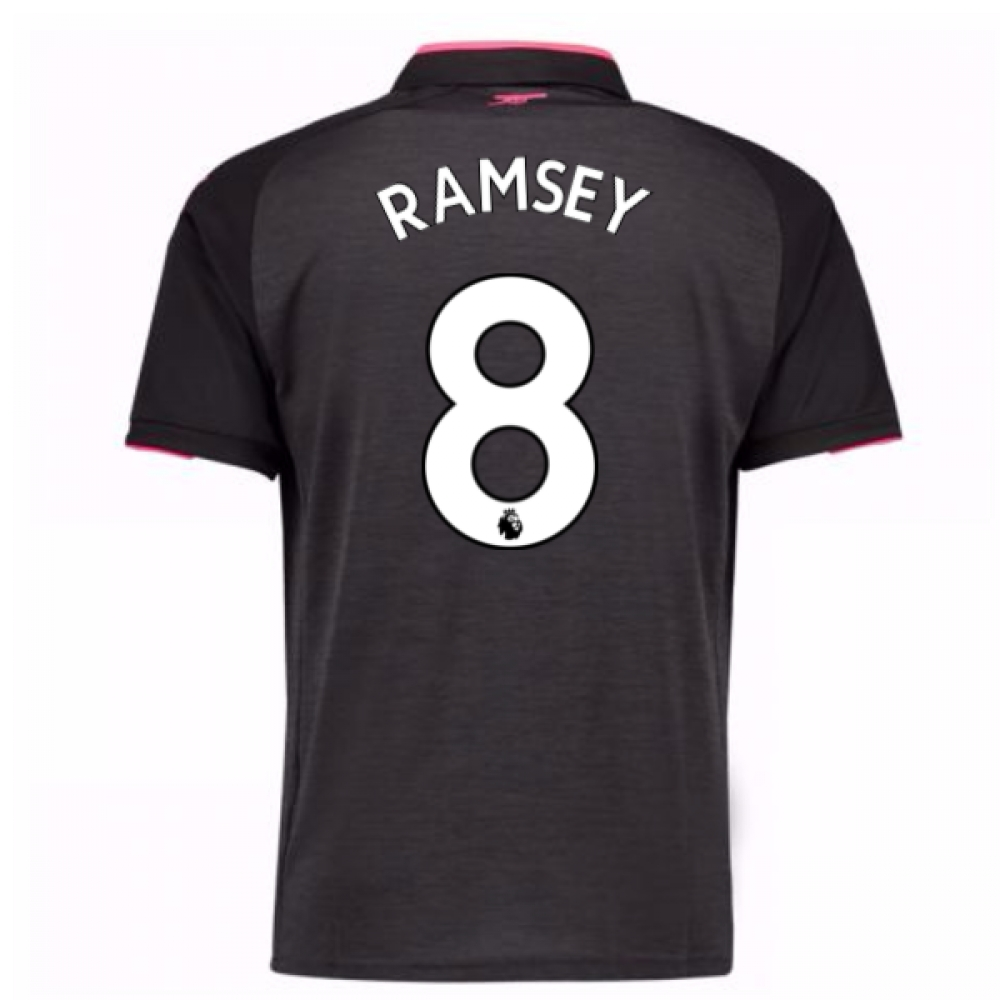 2017-18 Arsenal Third Shirt (Ramsey 8) - Kids