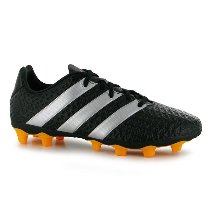 Adidas Ace 16.4 Mens Indoor Football Trainers (BlackSilver)