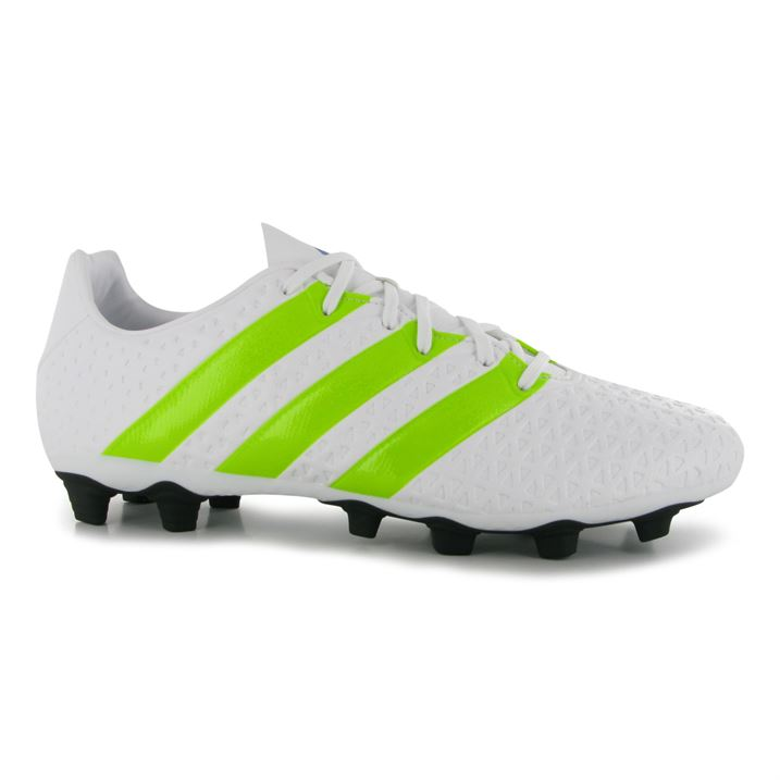 Adidas Ace 16.4 Mens Indoor Football Trainers (WhiteLime)
