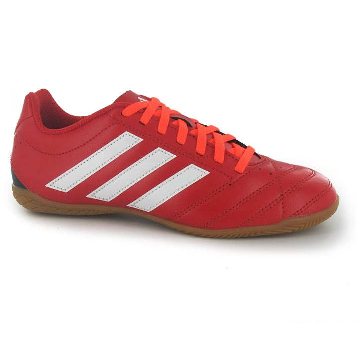 adidas Goletto Mens Indoor Football Trainers (VividRed)
