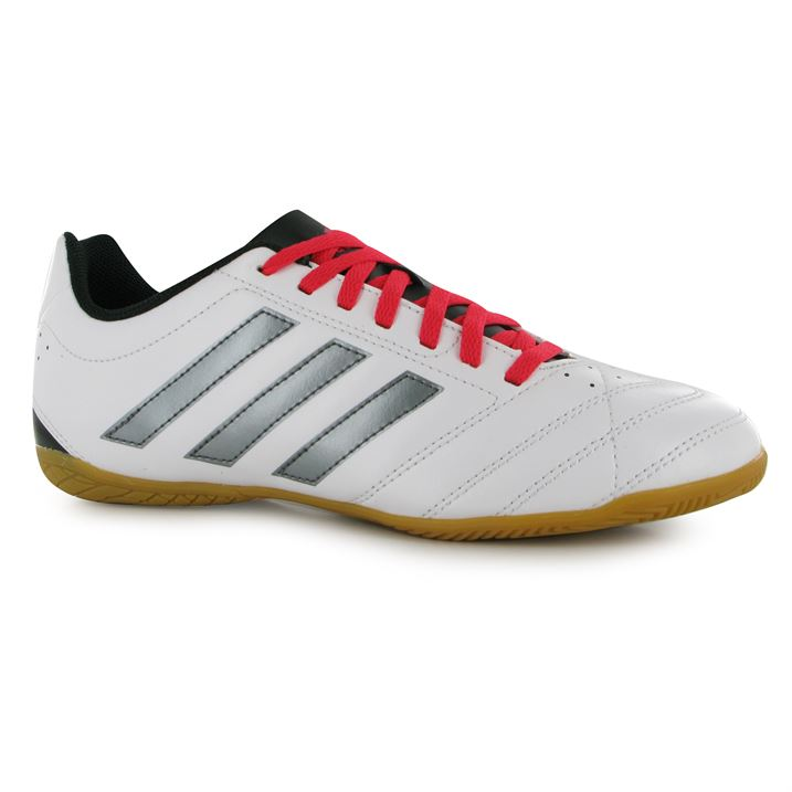 adidas Goletto Mens Indoor Football Trainers (WhiteNight)