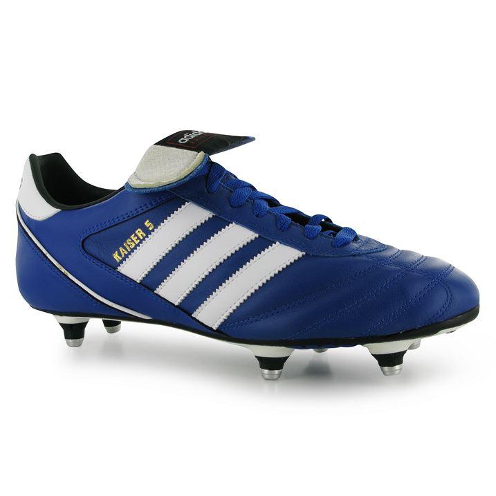 Adidas Kaiser Cup SG Mens Football Boots (RoyalWhite)