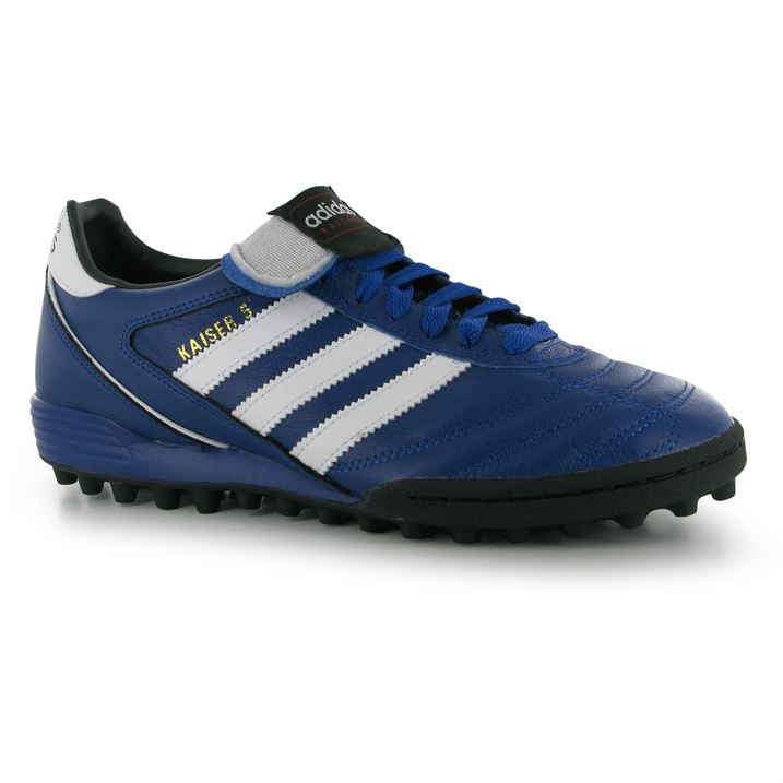 Adidas Kaiser Team Mens Astro Turf Trainers (RoyalWhite)